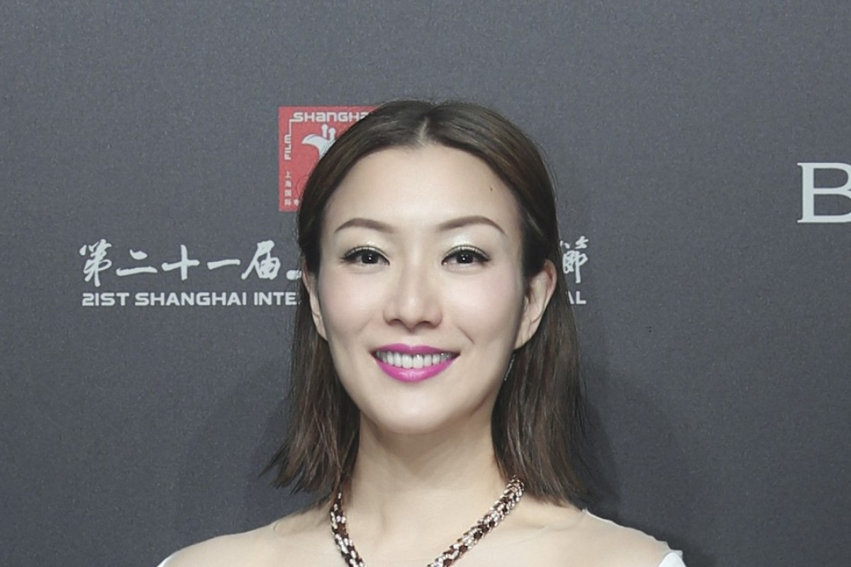 Sammi Cheng at Bulgari Shanghai Hotel opening