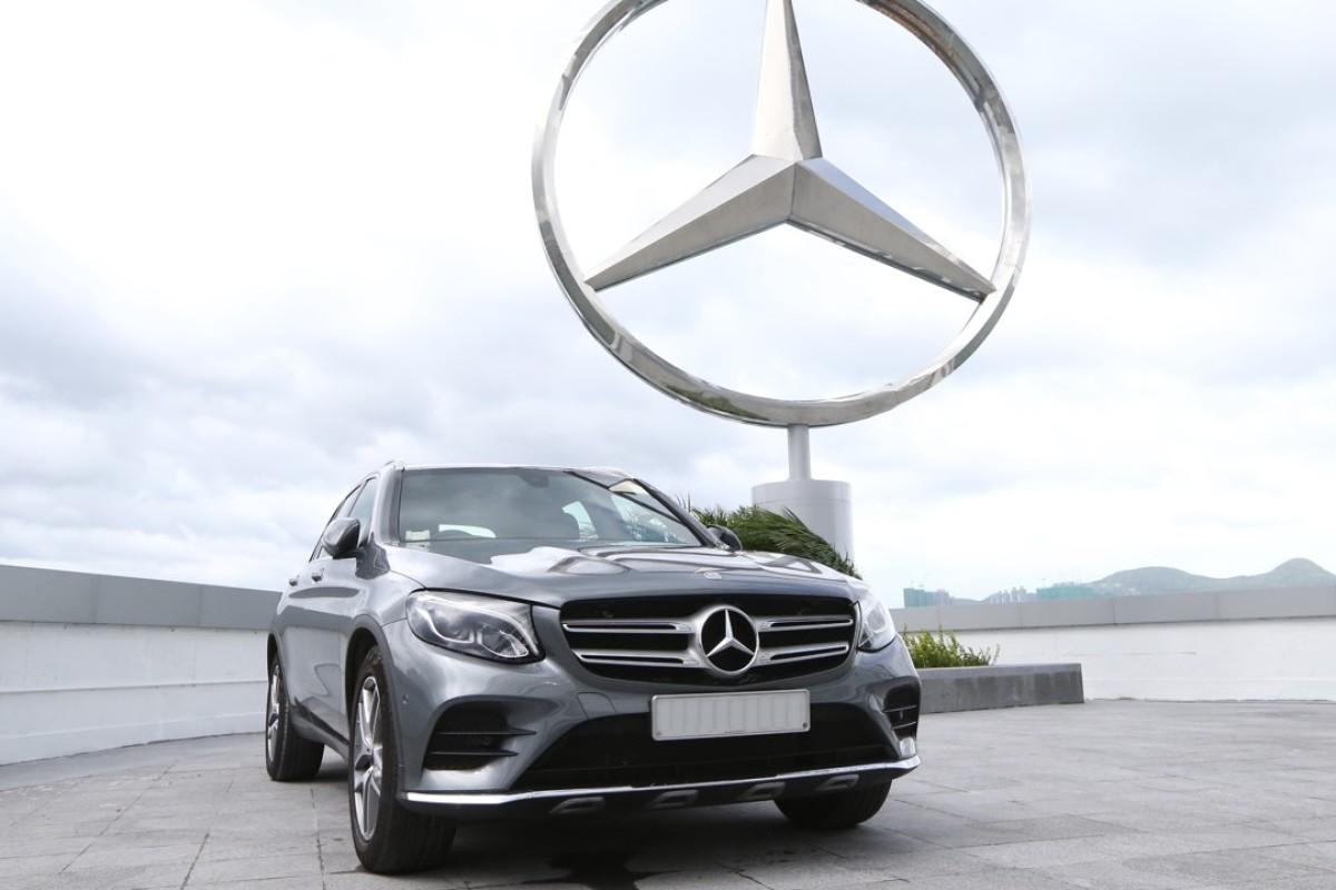 Hong Kong is still very much a Mercedes-Benz town.