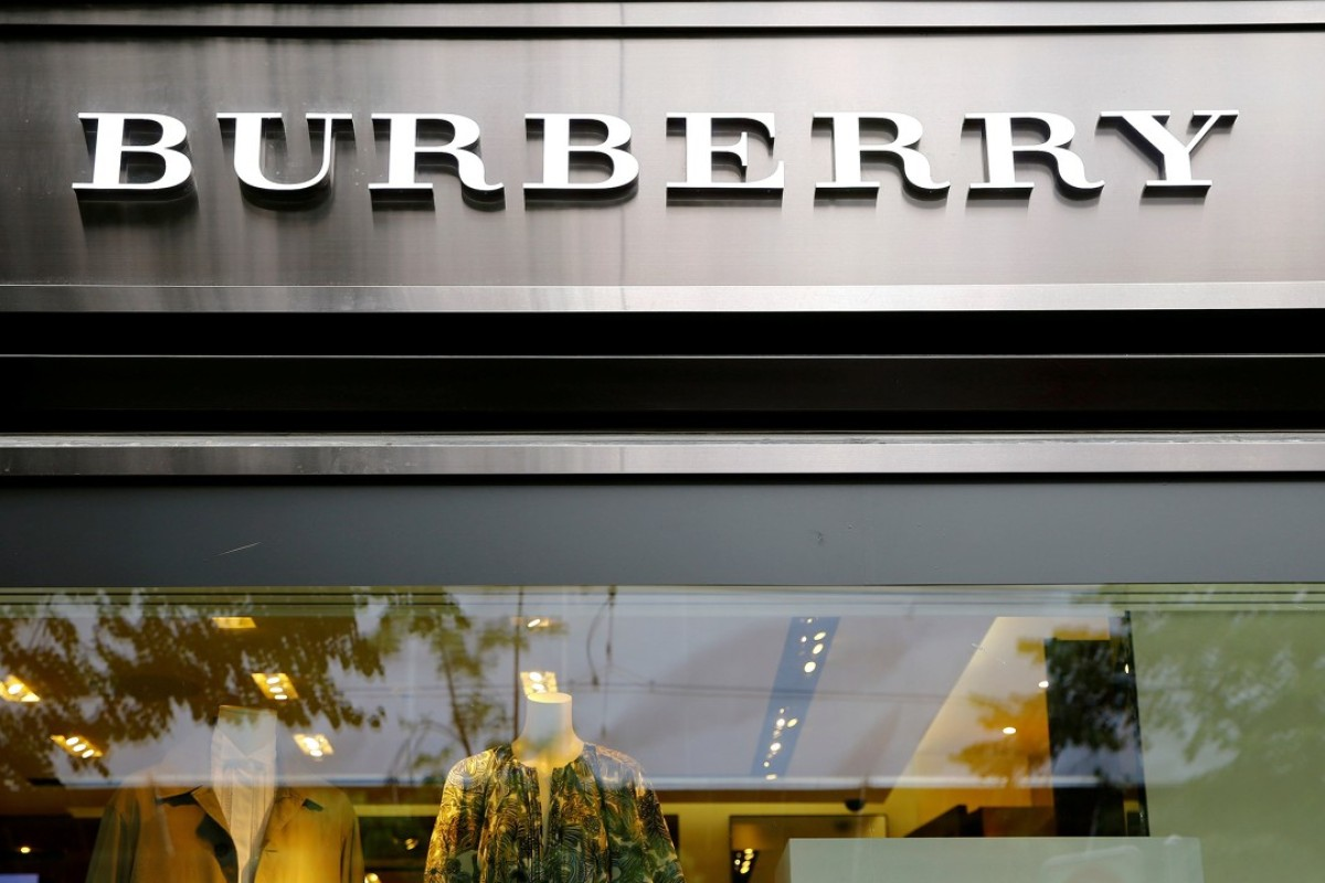 Shareholders of British luxury brand Burberry have questioned why it destroyed products worth £28.6 million last year – including £10.4 million worth of beauty items – to stop counterfeiting. Photo: Reuters