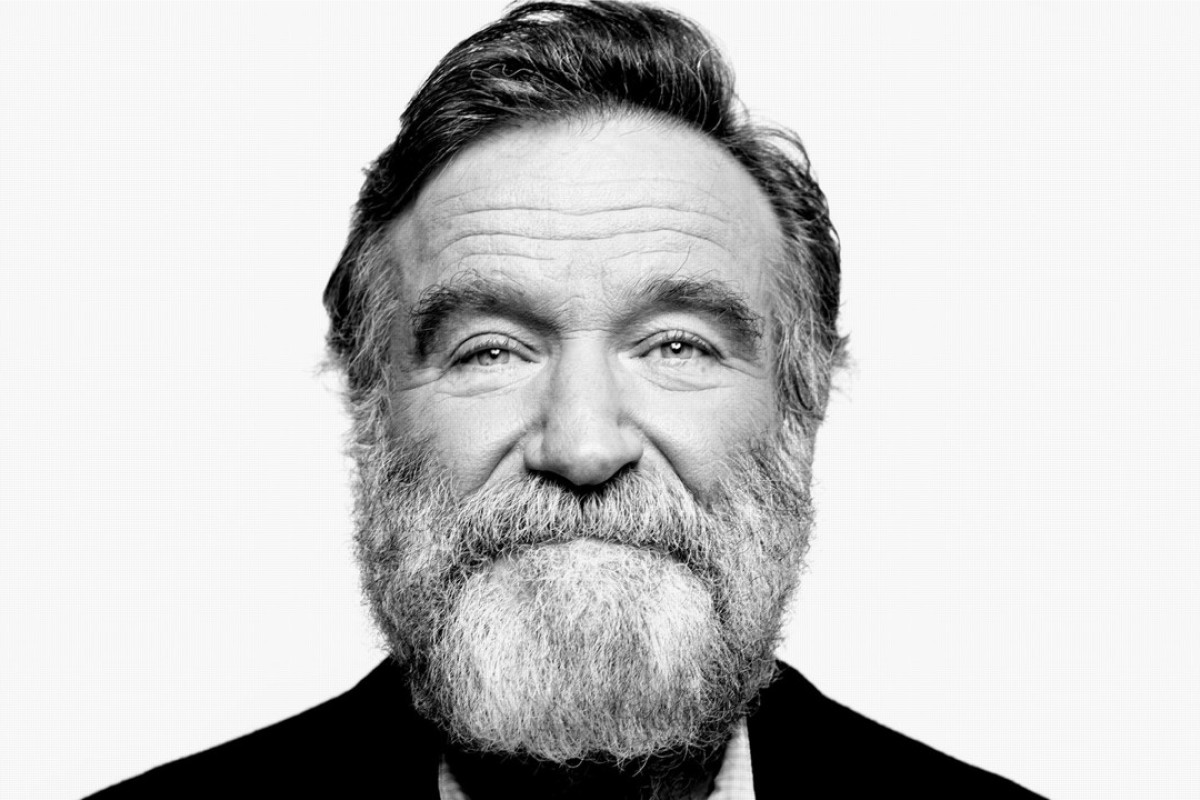 Robin Williams' 2014 suicide by hanging shocked the world, but some of the proceeds from the auction of his collection of art works and memorabilia will benefit charities. Photo: Peter Hapak/TIME.