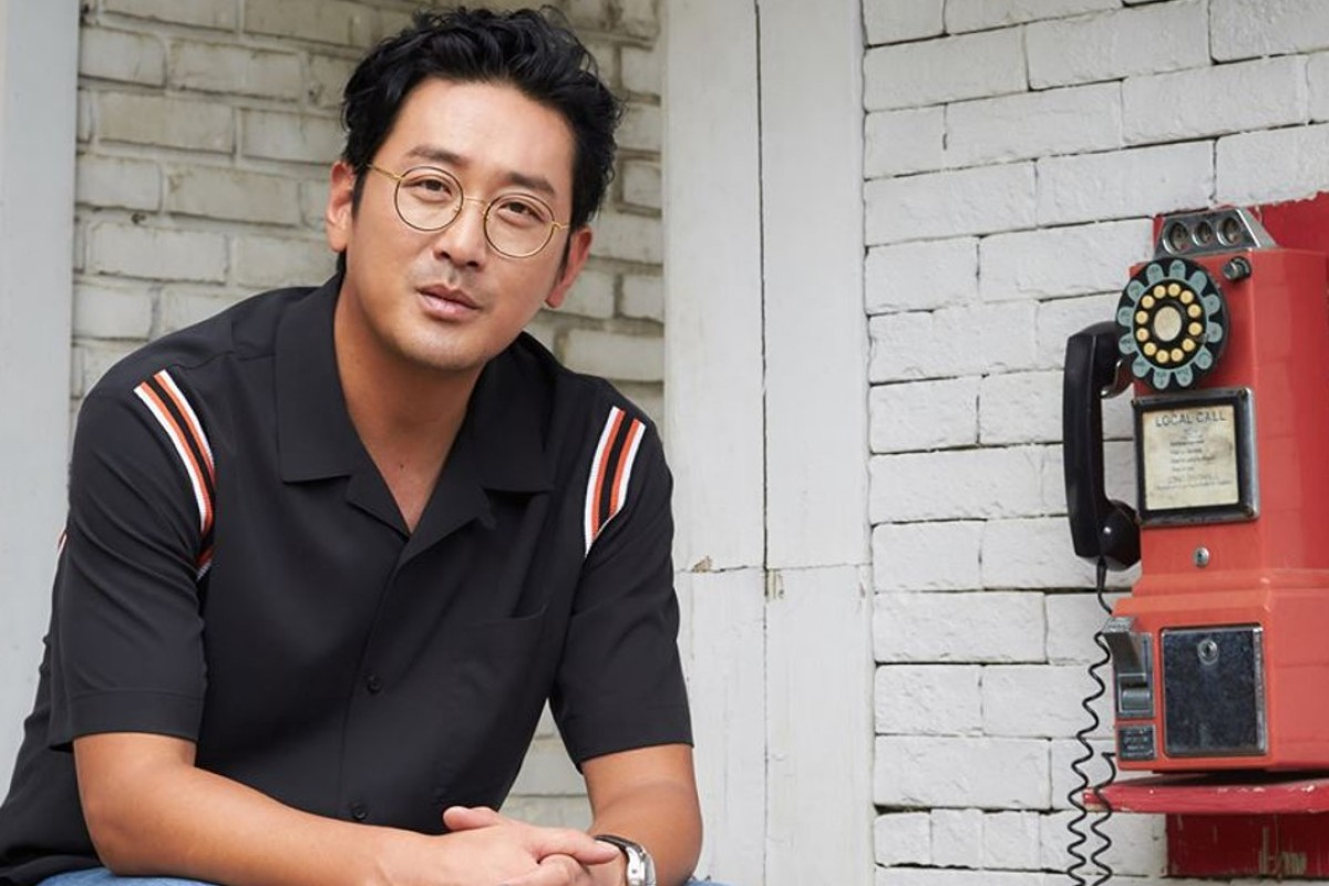 South Korean actor-painter Ha Jung-woo has a new exhibition of his paintings, 'Vacation' on show in Seoul just as his new film, the fantasy, 'Along with the Gods: The Last 49 Days' is released. Photo: Lotte Entertainment