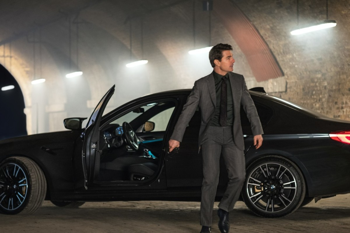 Mission Impossible Cars Stars Of Bmw S 50th Anniversary Showcase In