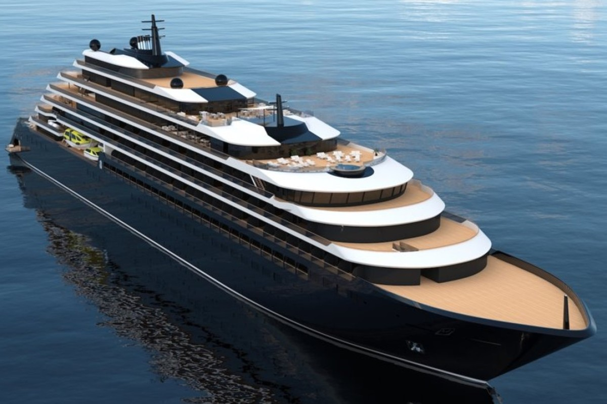 Get ready to book a suite on a new Ritz-Carlton cruise ship.