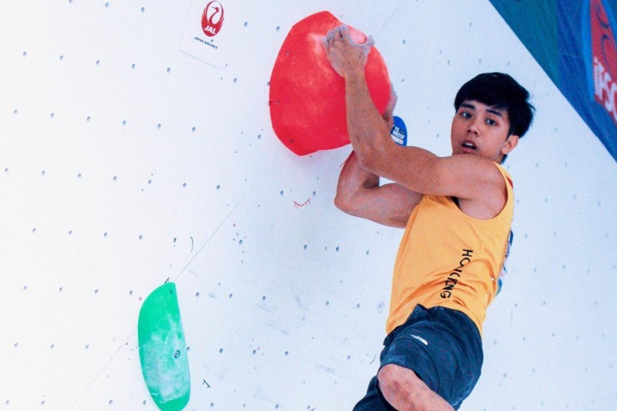 Lam Hei-yeung believes forcing athletes to combine all the disciplines is unfair. Photo: Catch萌