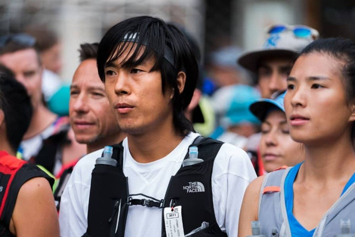 Qi Min and Yao Miao on the start line of the CCC, before they came second and first respectively. They are often dismissed because they are Chinese. Photo: Jack Atkinson
