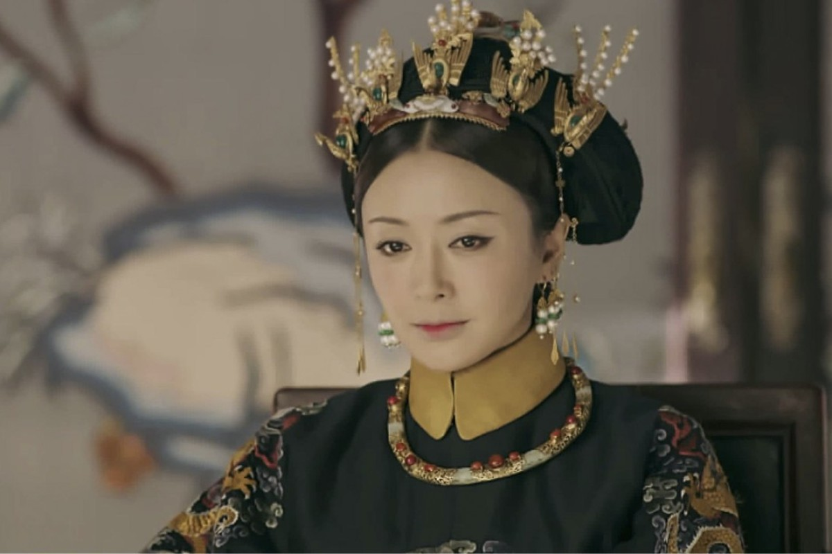 how one concubine rose to become a chinese empress by using the