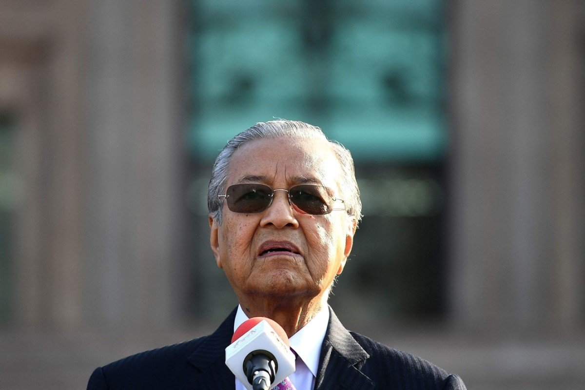 Malaysia's Prime Minister Mahathir Mohamad suspended work on the high-speed rail between Kuala Lumpur and Singapore for two years, effectively stalling the progress of Jurong district, in the city state's west. Photo: AFP