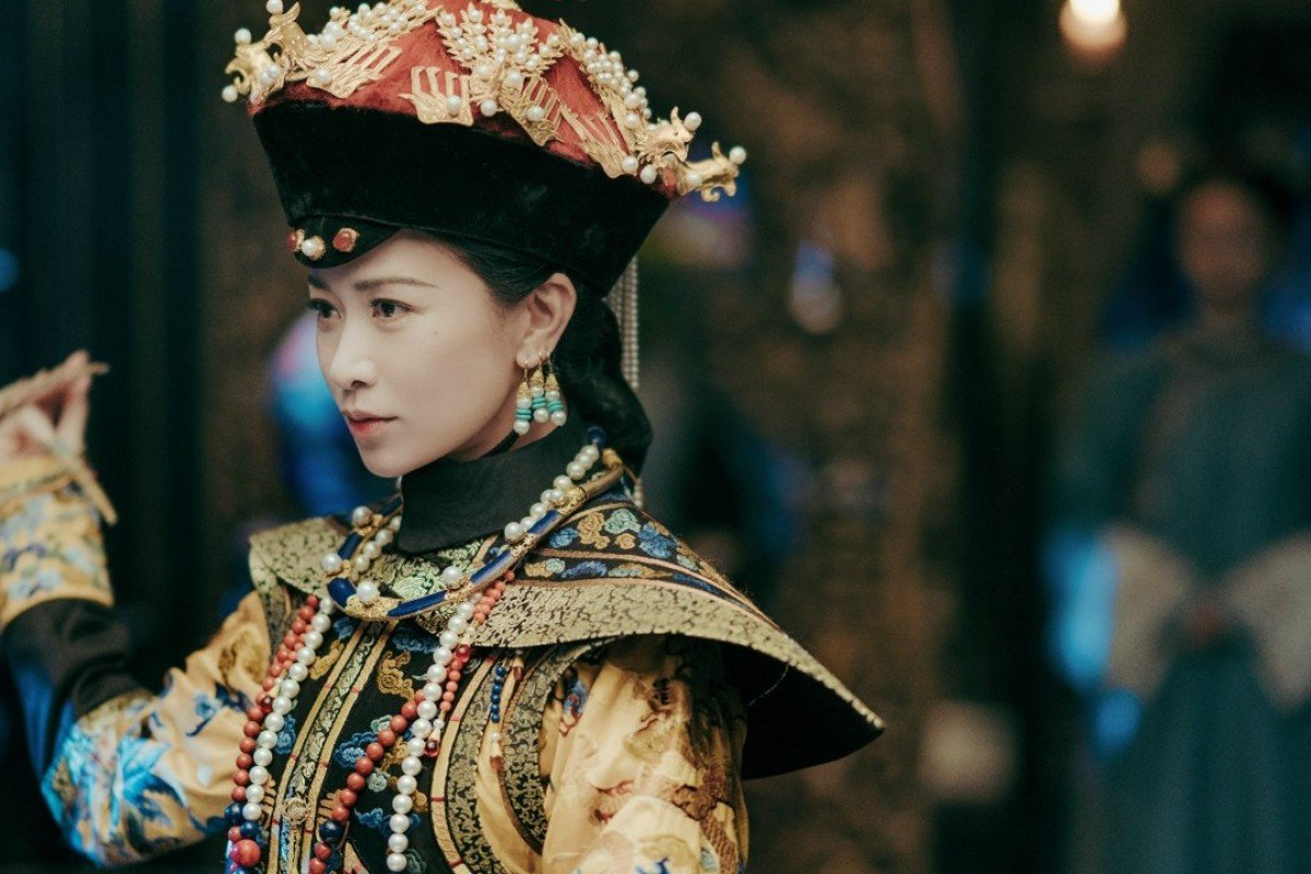 A still from the drama 'Story of Yanxi Palace', which concludes on TVB Jade this Saturday.