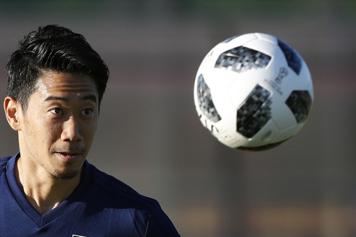Japan's Shinji Kagawa is perhaps one of the most famous – and most highly paid – of all the Asian footballers players playing in Europe. Photo: AP
