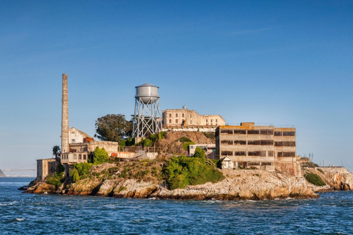 Alcatraz is ranked the No 1 tourist attraction in the United States for 2018 on TripAdvisor. Picture: Alamy