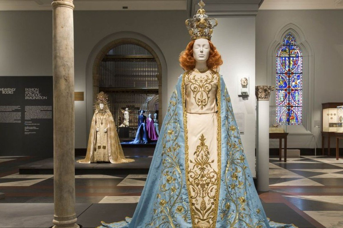 Views of the exhibit in New York's Metropolitan Museum of Art's Medieval Europe Gallery. Photo: MMA