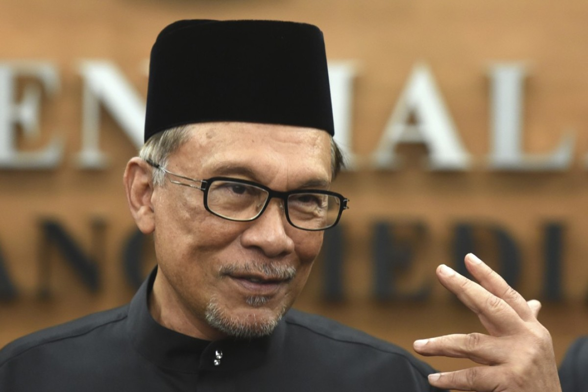 Malaysian politician Anwar Ibrahim has made a return to active politics three years after he was imprisoned for sodomy in a charge critics said was politically motivated. Photo: AP