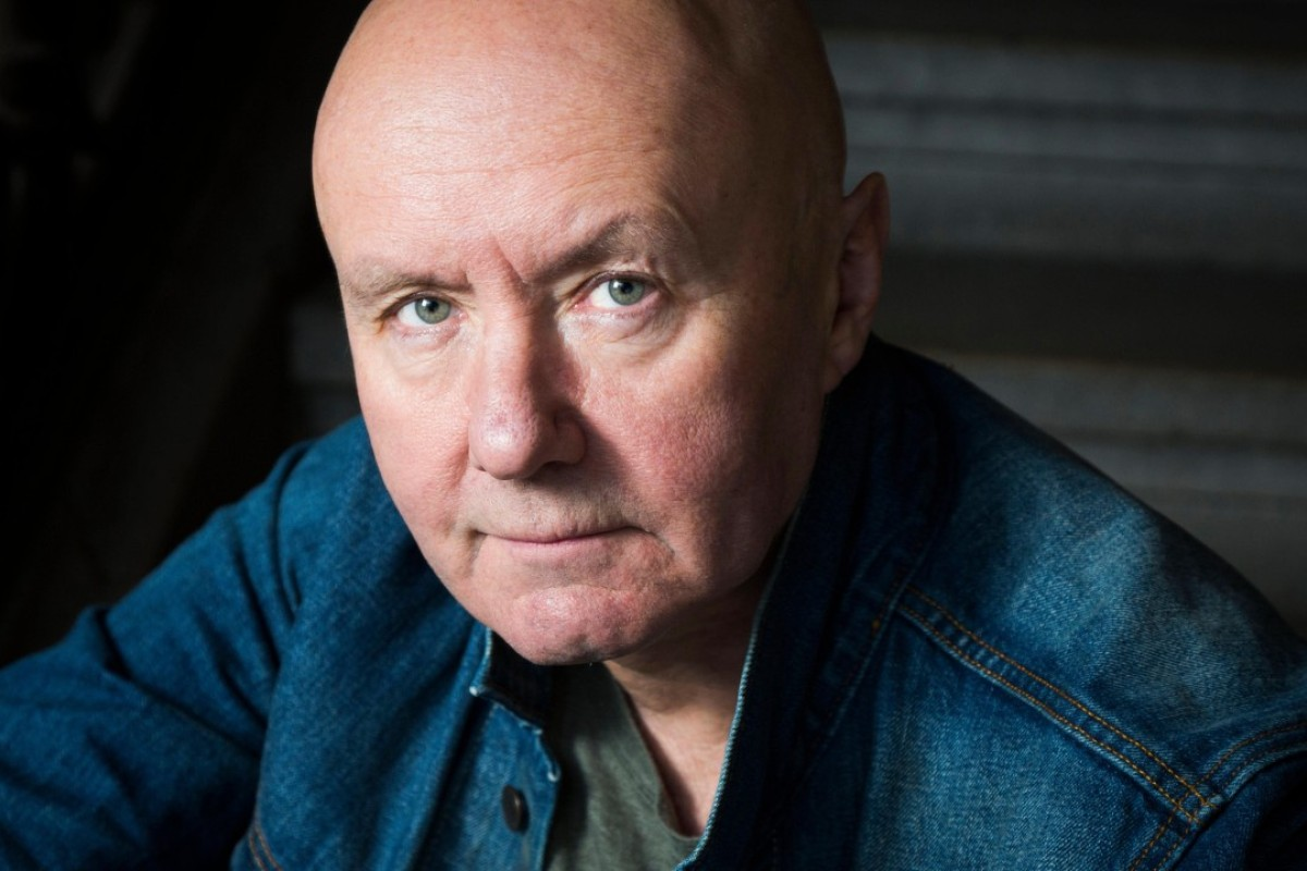 Author Irvine Welsh says goodbye to Begbie, Renton, Spud and Sick Boy after a quarter of a century with his latest novel, Dead Men's Trousers. Picture: Alamy