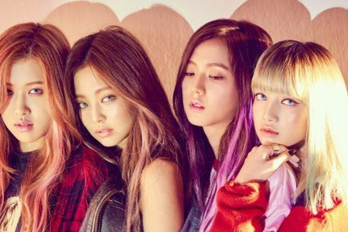 South Korean girl group BLACKPINK is aiming to follow in the footsteps of another K-pop band, BTS, and achieve success in America. Photo: YG Entertainment