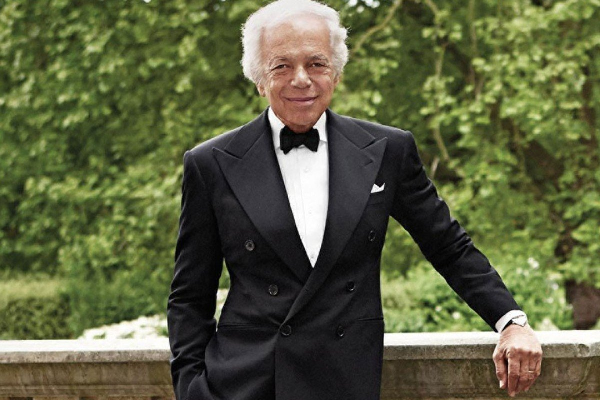 American Designer Ralph Lauren Will Receive A British Honorary Knighthood Next Year For His Charity Work