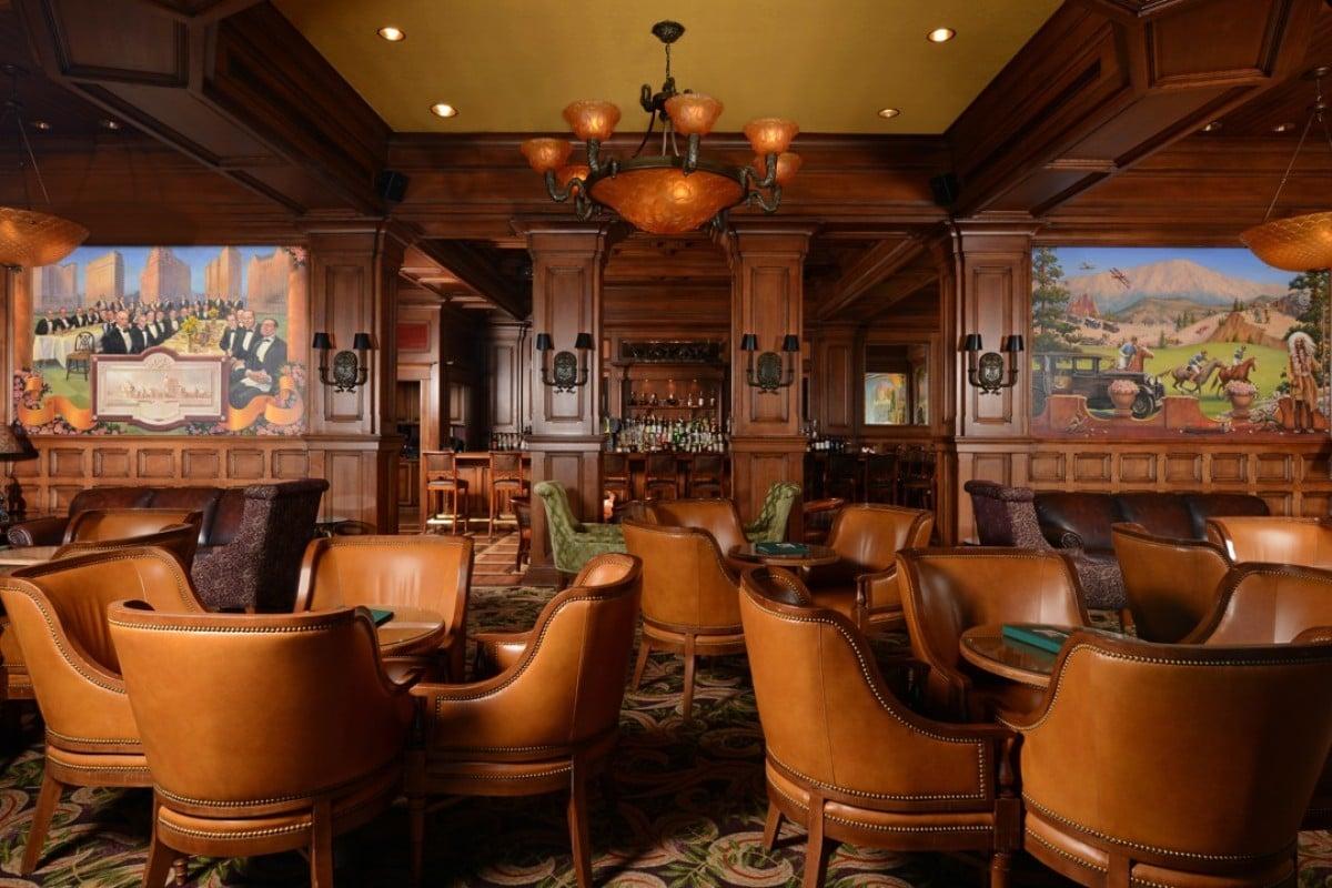 The Broadmoor's Hotel Bar. Picture: The Broadmoor, Colorado Springs