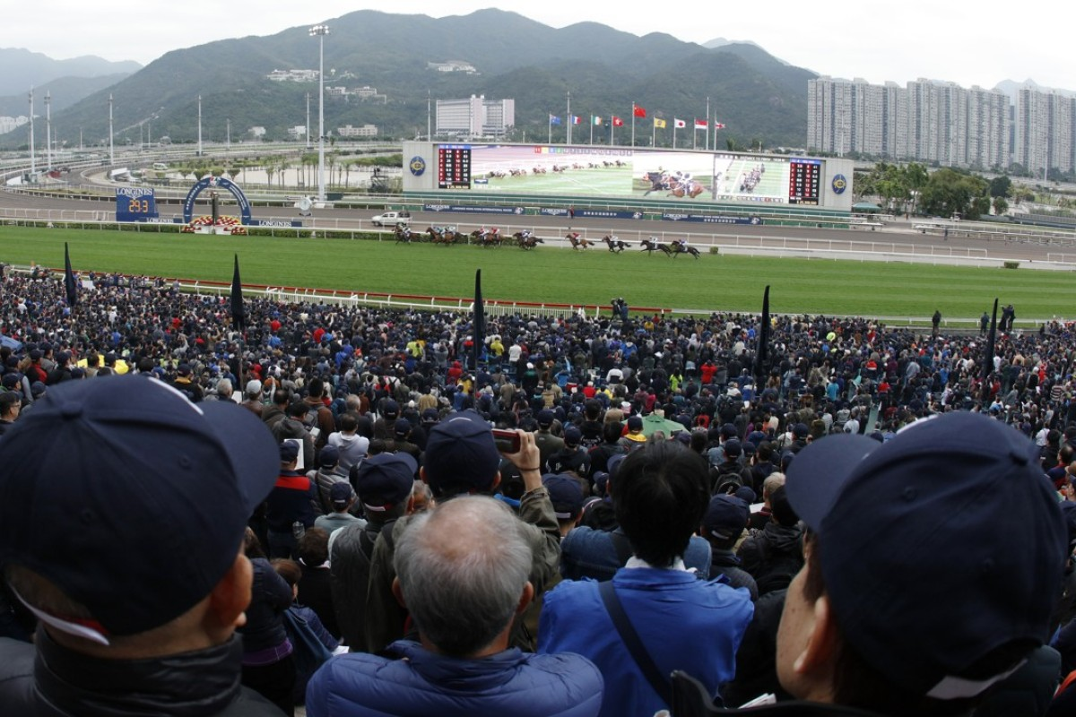 More than 85,000 fans pack Sha Tin Racecourse for the Longines Hong Kong International Races. Photos: Kenneth Chan
