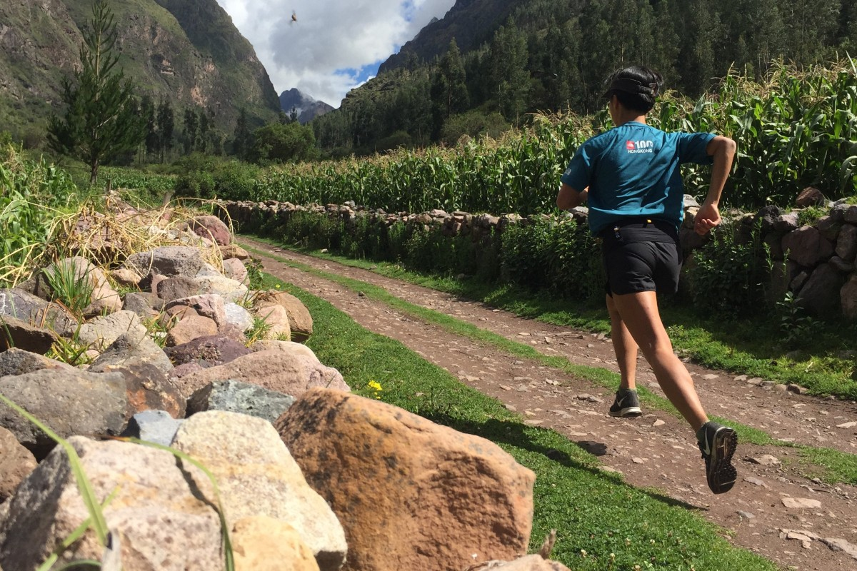 The art of running, biking or walking opens us up to new exciting places and emotions. Photo: Mary Hui