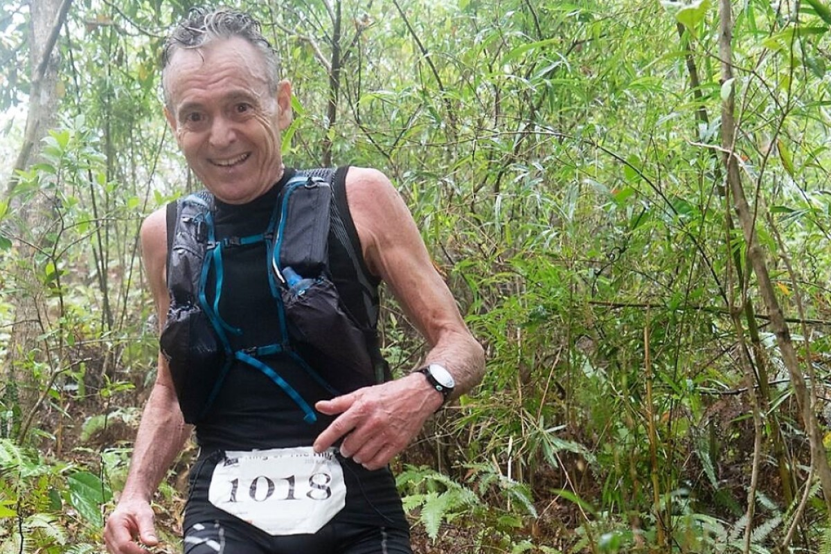 Christopher Gunns, a former British Army officer, who served alongside Gurkha soldiers, is running the second annual Gurkha Trailblazer this Saturday. Photos: Handout