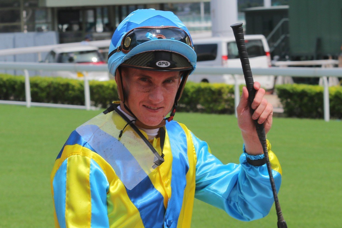 Chad Schofield is confident a change in fortune is close. Photos: Kenneth Chan