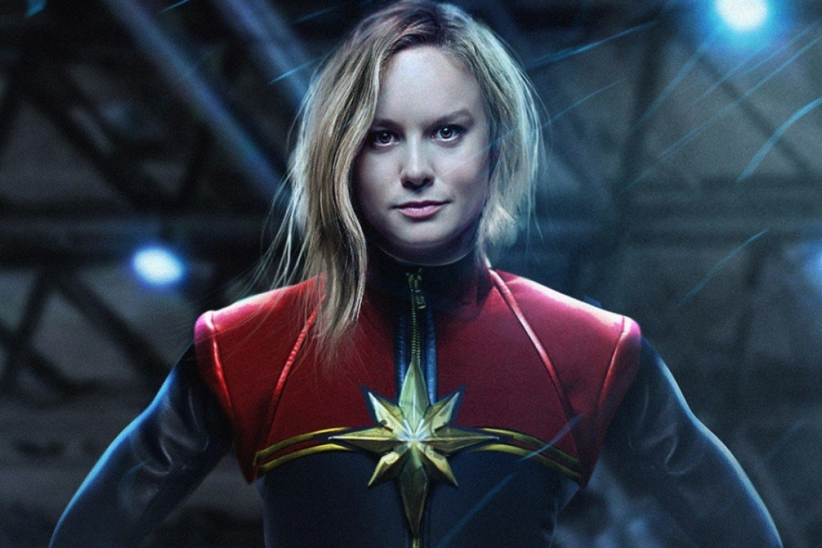 Actress Brie Larson, who plays the eponymous heroine in this year's 'Captain Marvel' film, has the kind of toned body shape that many women would like to have.