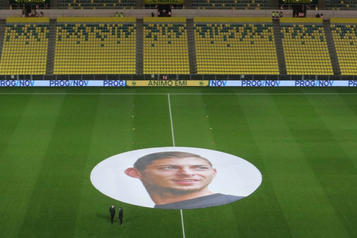 Football player Emiliano Sala, who recently died in a plane crash, has renewed the fear of flying for many people. Photo: EPA