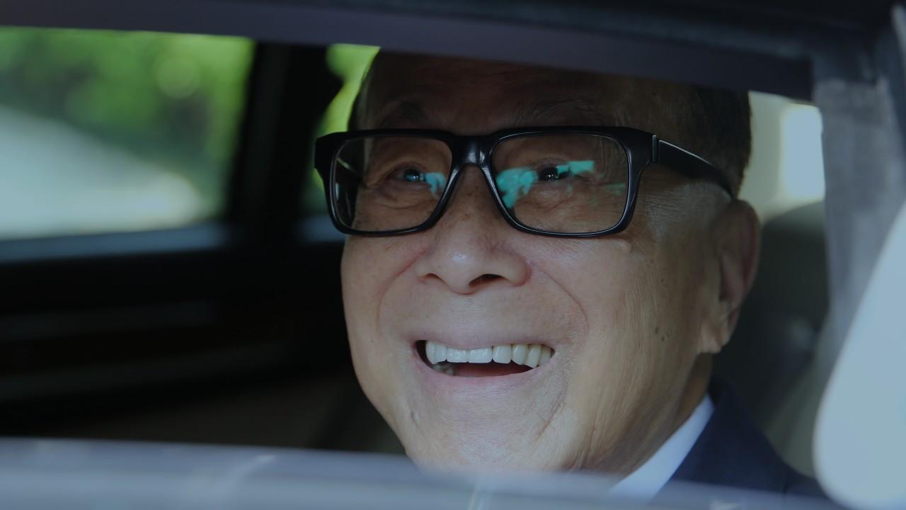 Richest man in Hong Kong retires