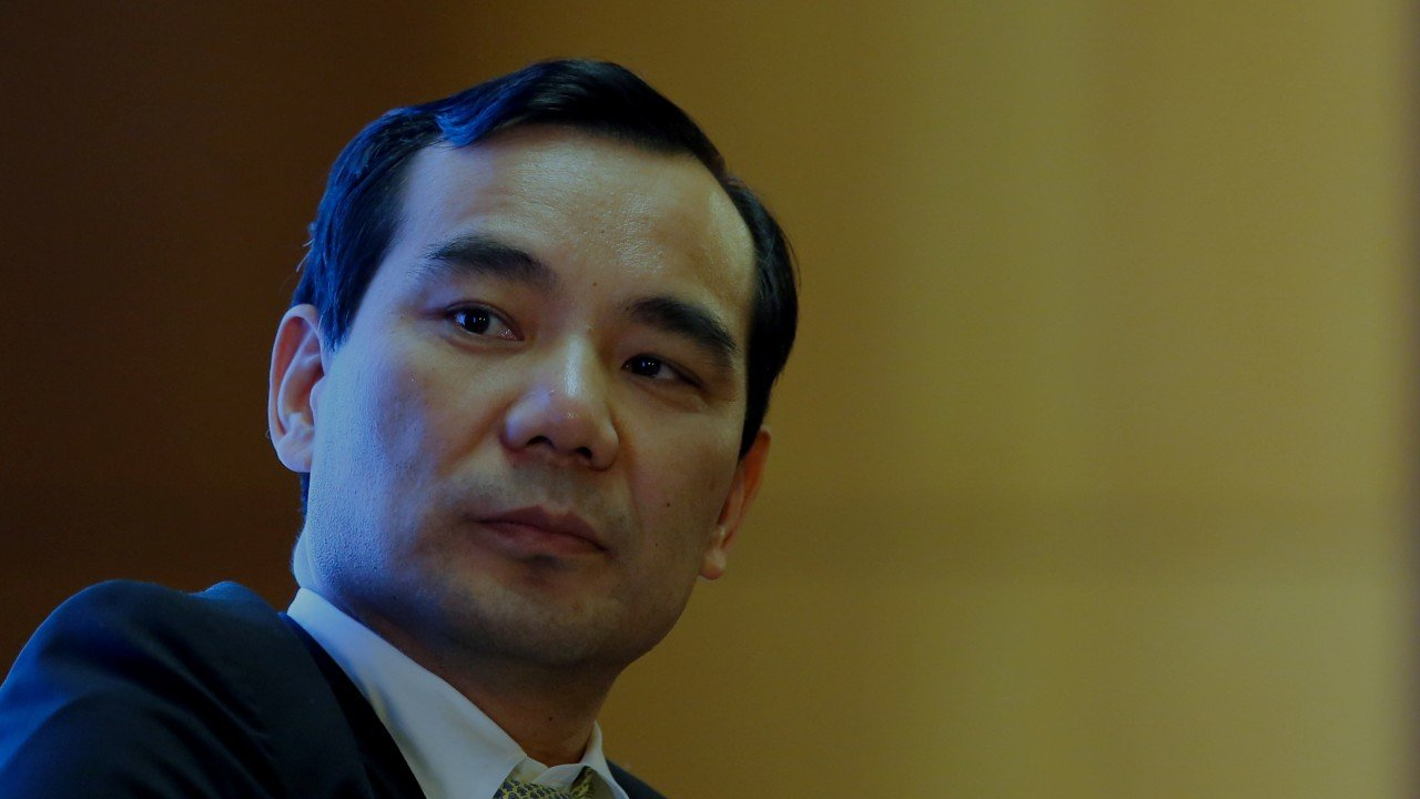 A Chinese tycoon is (unusually) contesting fraud charges