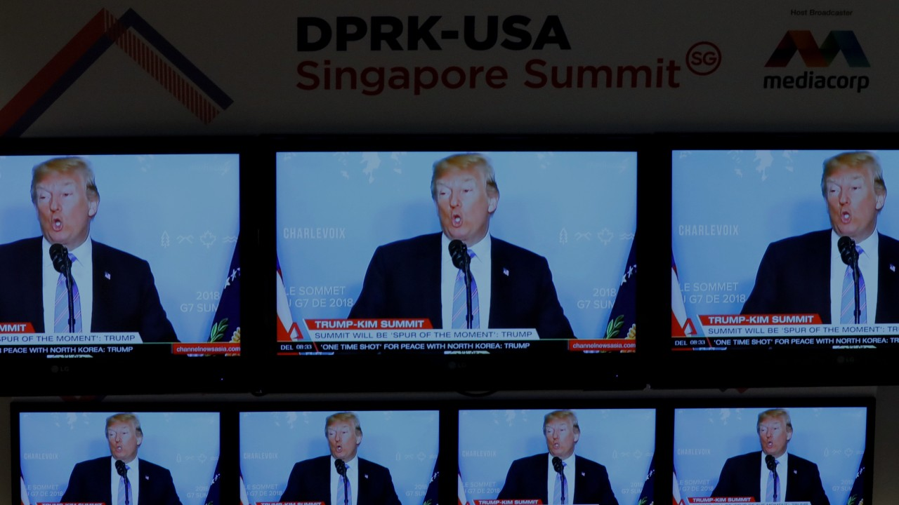 Three reasons why Trump and Kim are meeting in Singapore