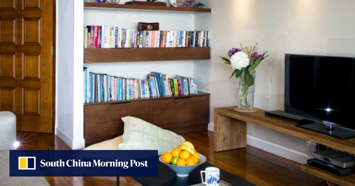 Hong Kong empty nesters create a minimalist space for two in 'safe' Pok Fu Lam