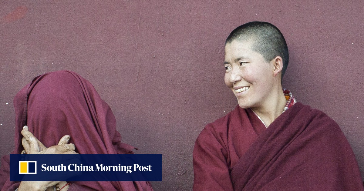 Hardship and enlightenment in Sichuan's crowded 'City of Nuns'
