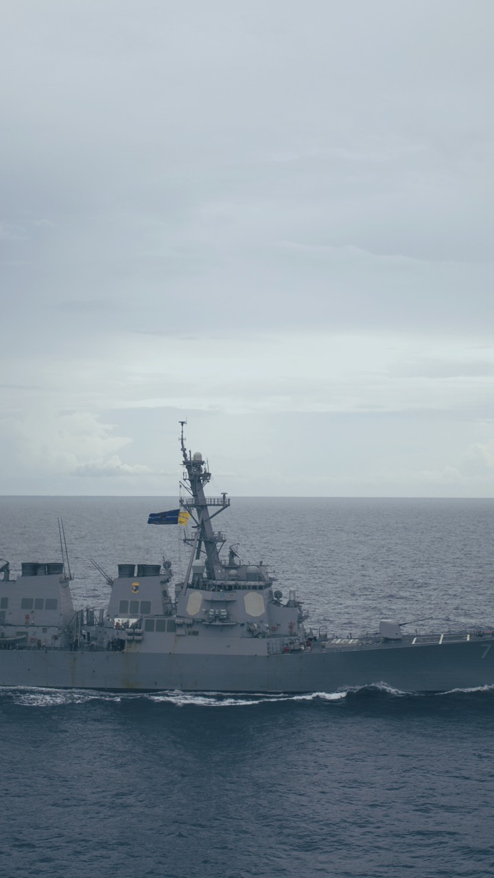When a Chinese and a US warship almost collided - Inkstone