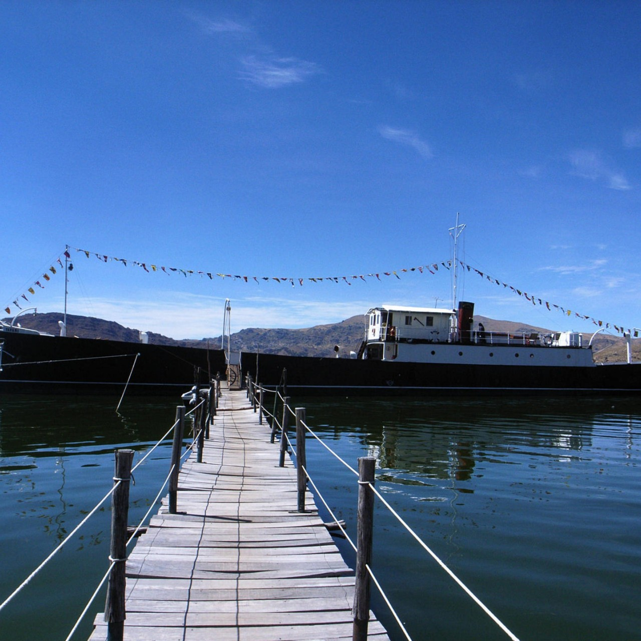 Hot spots: The Yavari, Lake Titicaca | South China Morning Post