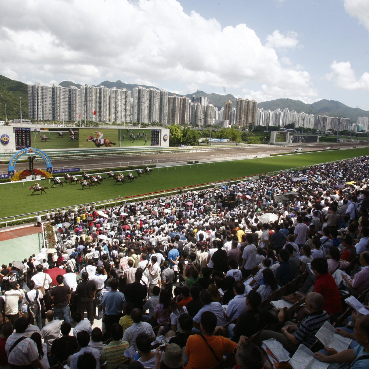Why horse racing in Hong Kong is a different beast entirely | HK