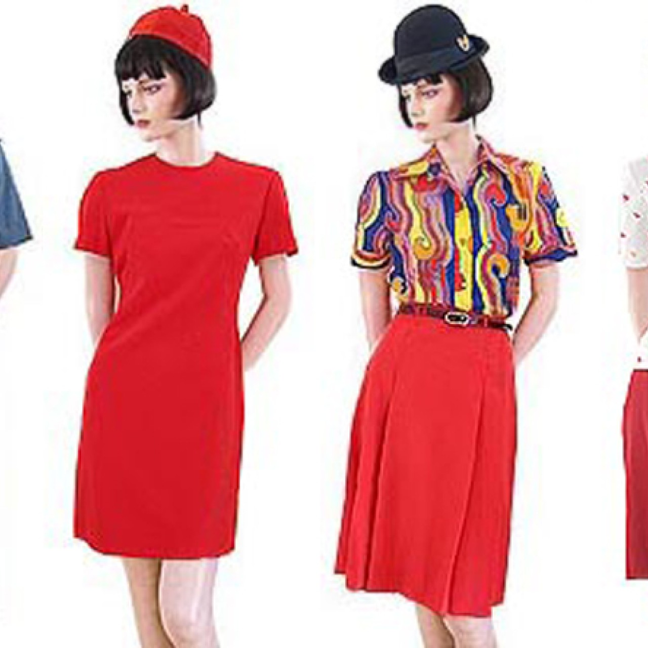 High fashion: How Cathay Pacific's uniforms have evolved through the