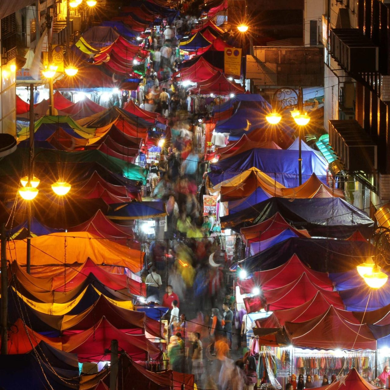 Where to feast like the locals at Malaysia's Ramadan bazaars | South