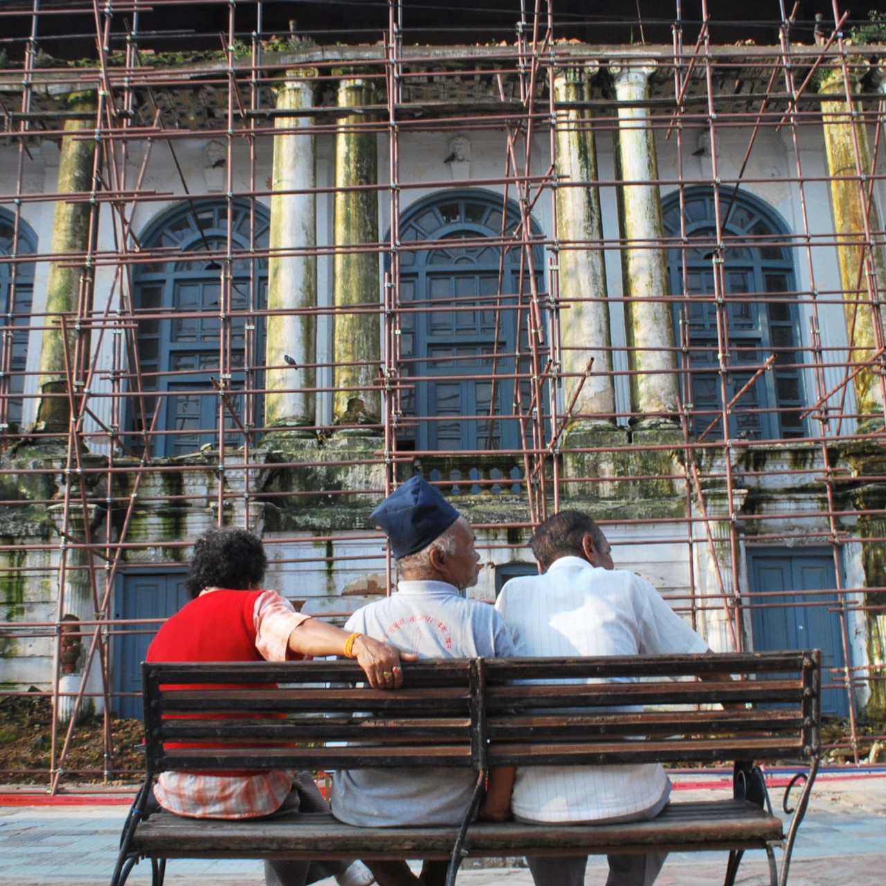 Restoring Nepal's earthquake-hit monuments is a 'race against time
