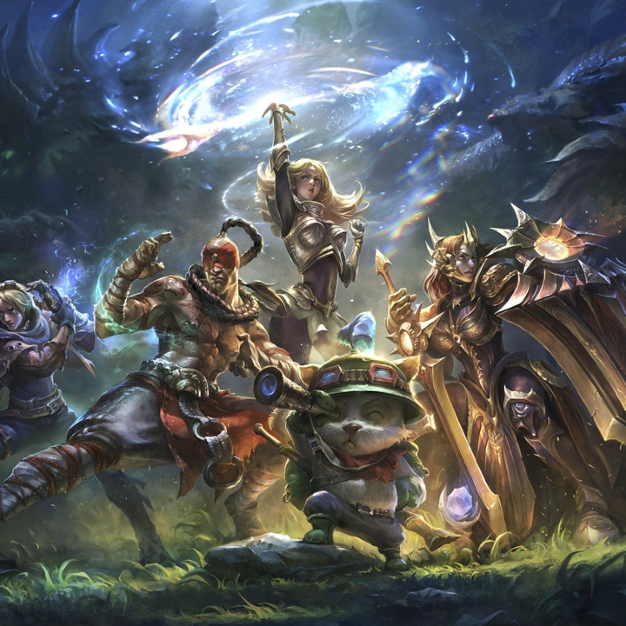 Behind the scenes on League of Legends: the evolution of the