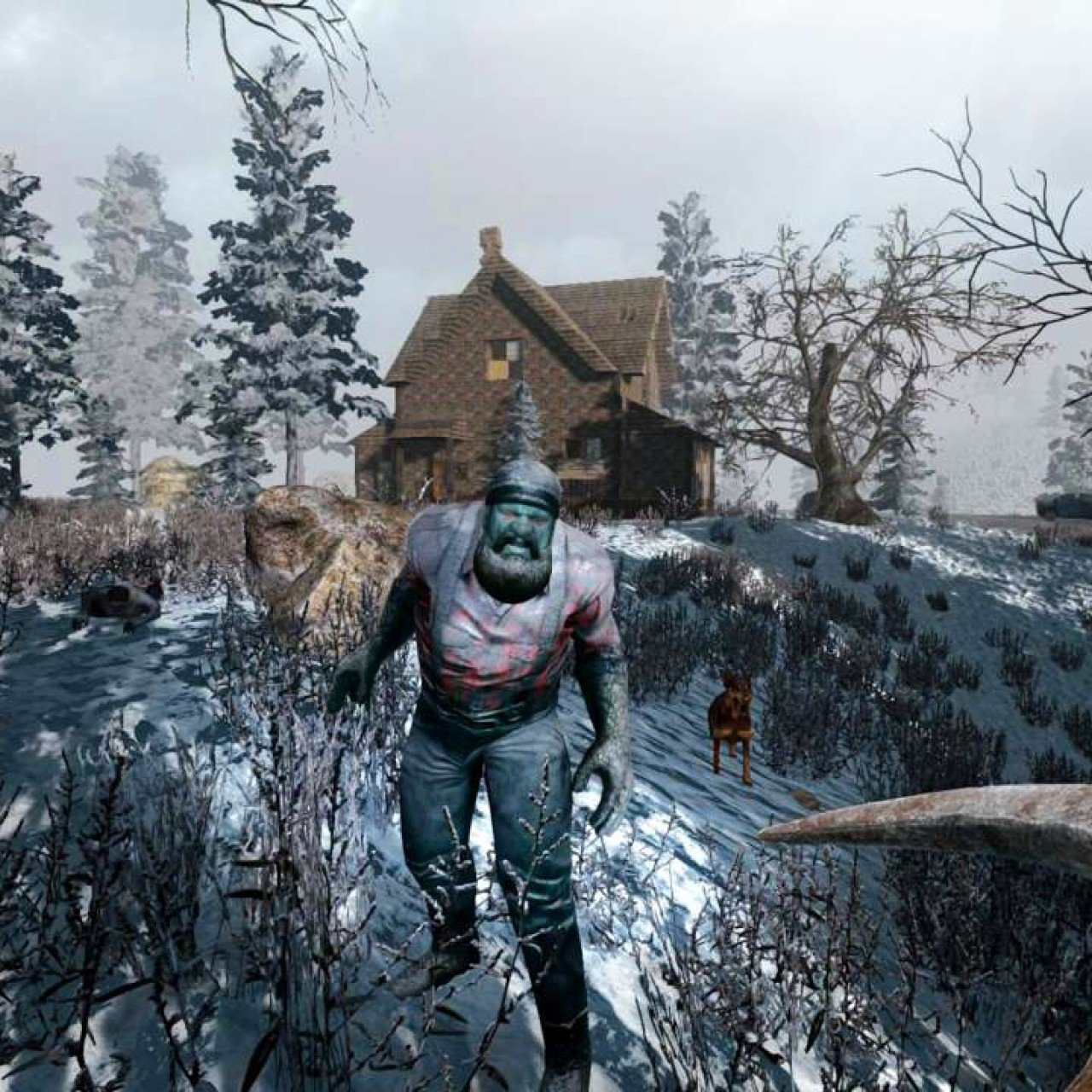 Game review: 7 Days to Die is a disappointing survival game that