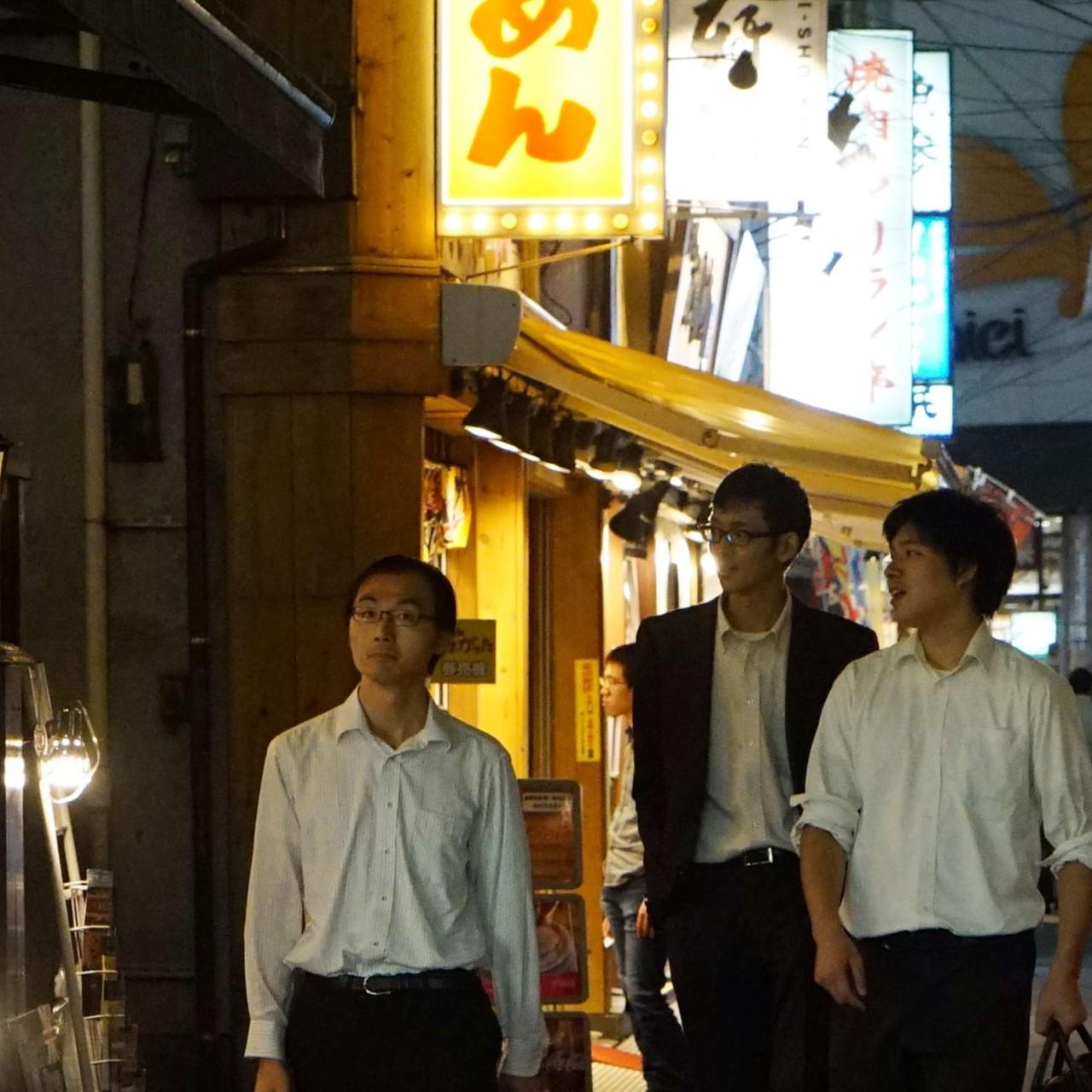 Japan's millennial men don't drink, don't drive, don't