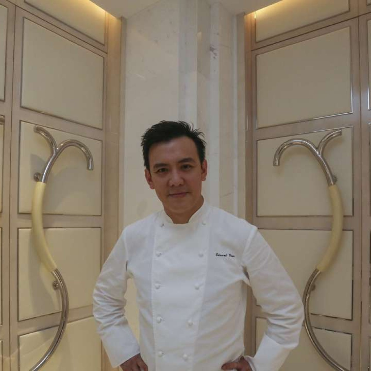 Singaporean chef Edward Voon talks about how he went from