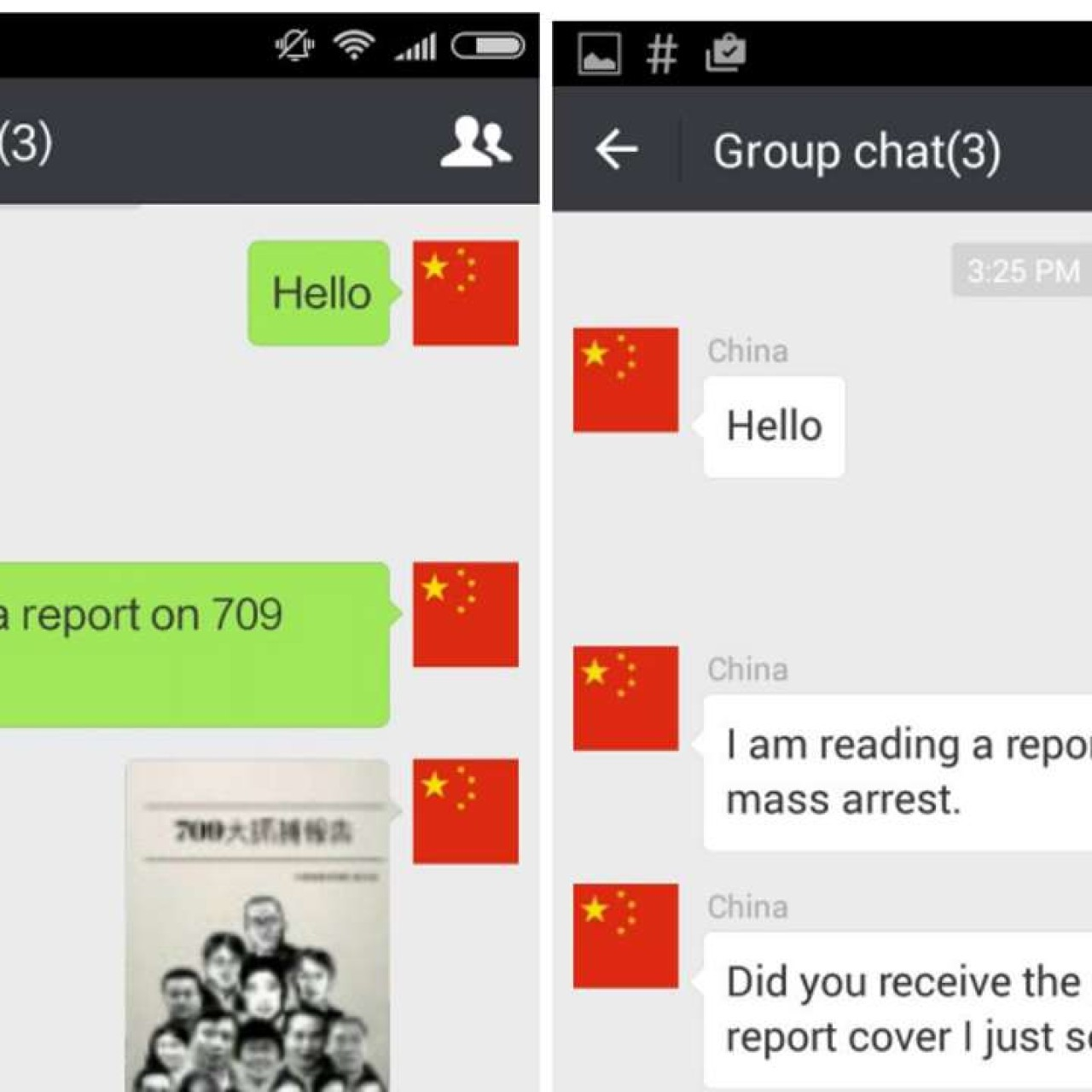 China's WeChat censoring 'sensitive' photos, not just text