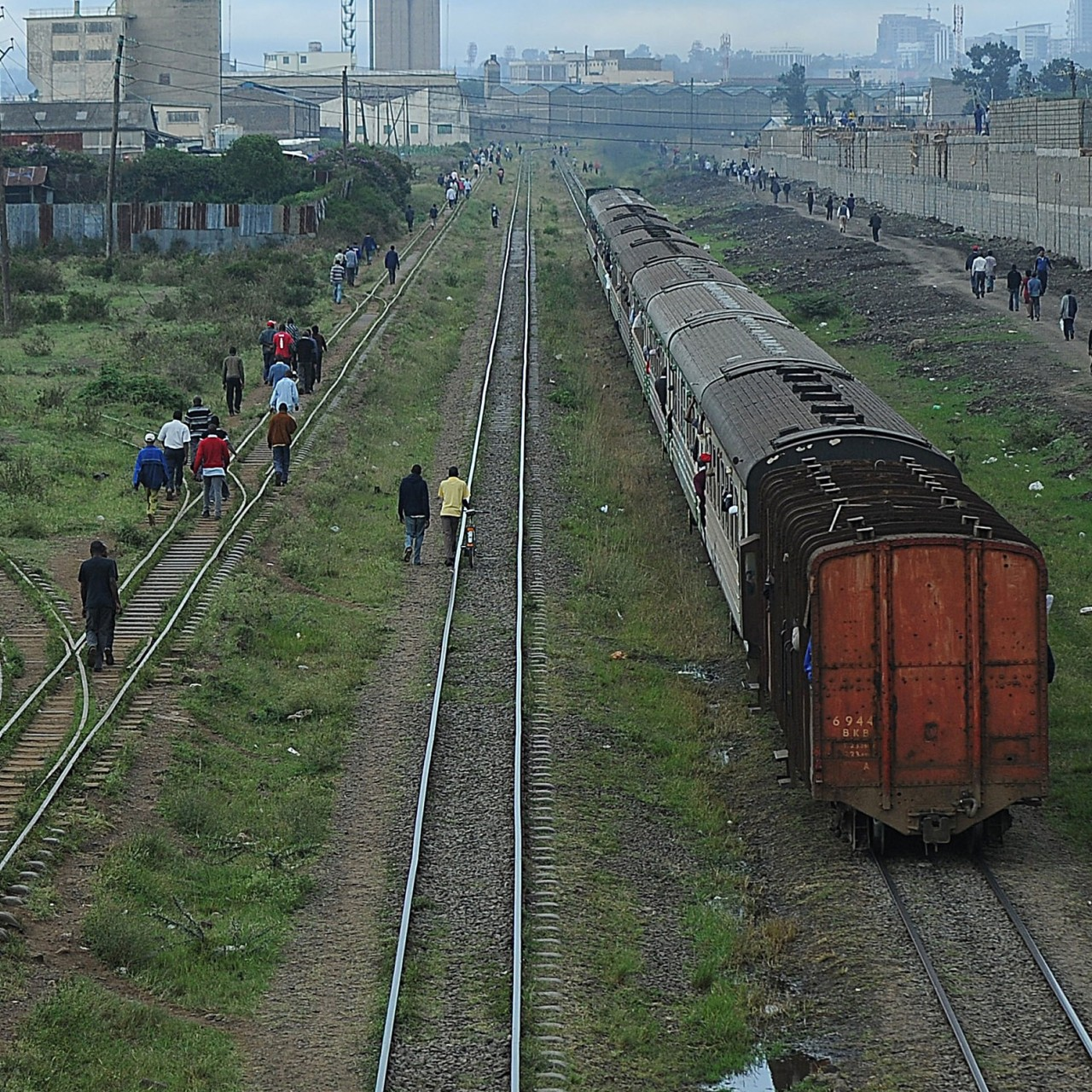The Lunatic Express: how Kenya's colonial railway compares