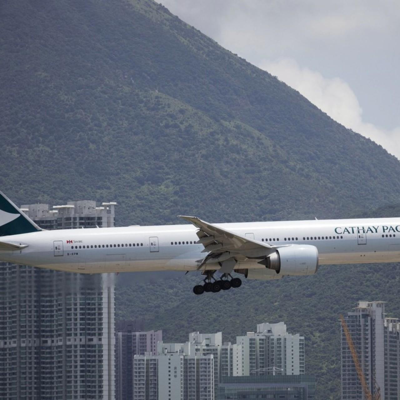 Hong Kong airline Cathay Pacific posts HK$2 05 billion loss for
