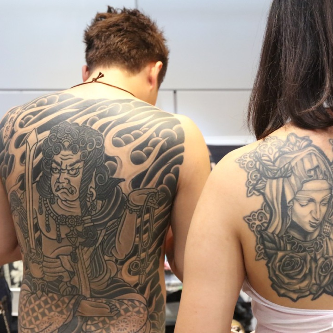 Liberal mindset has taken the taboo out of getting a tattoo in Hong