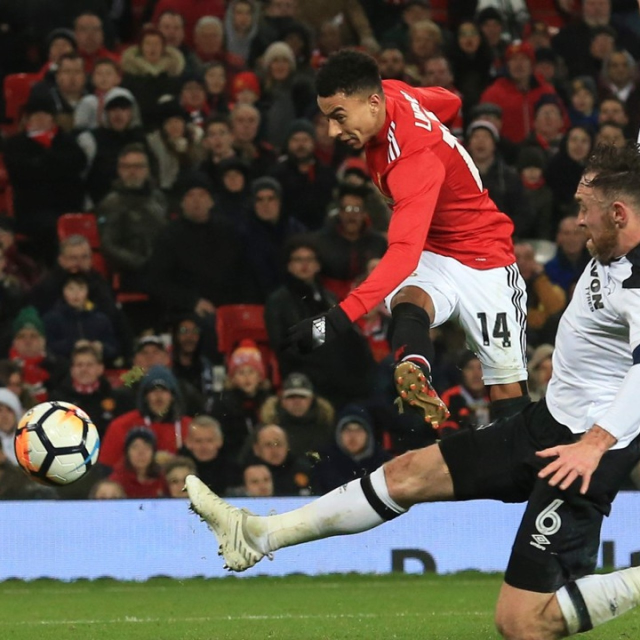 Man United handed FA Cup visit to fourth-tier Yeovil Town, giant