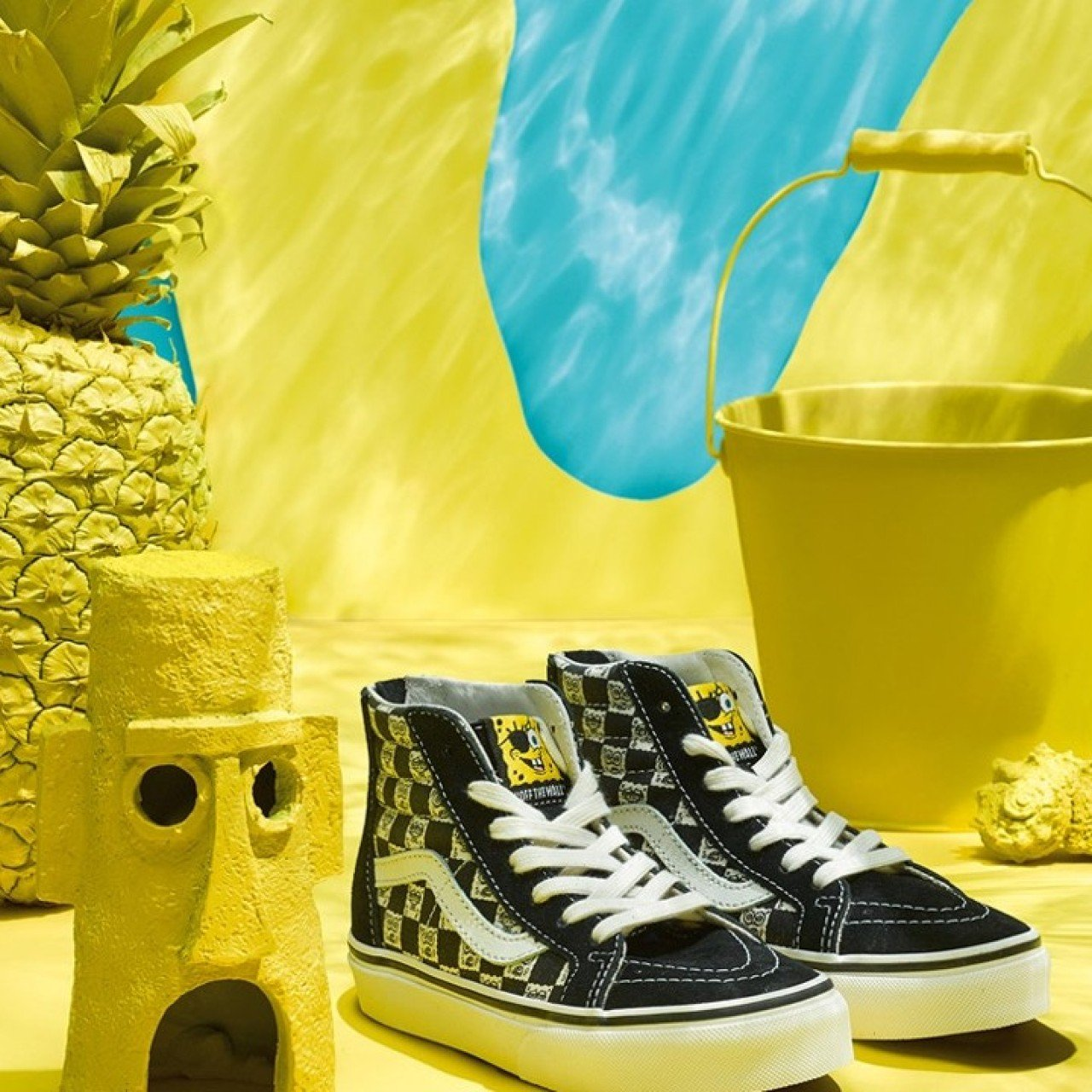 863ca9d28be Vans teams up with SpongeBob SquarePants on new collection | South ...