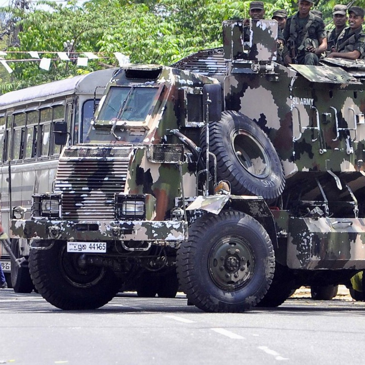 Sri Lanka ends state of emergency as tensions between