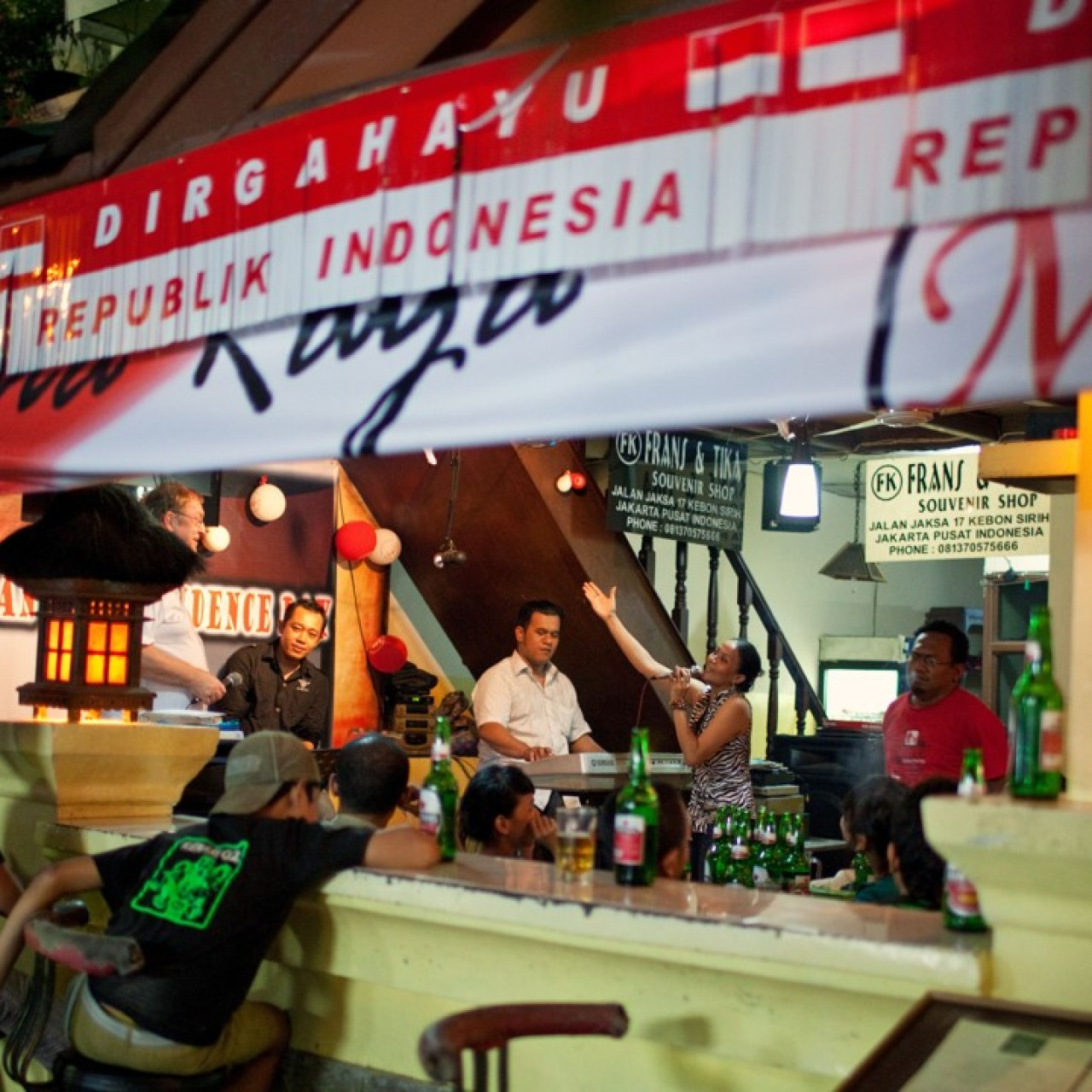Indonesia's local spirits: alcohol's history and geography