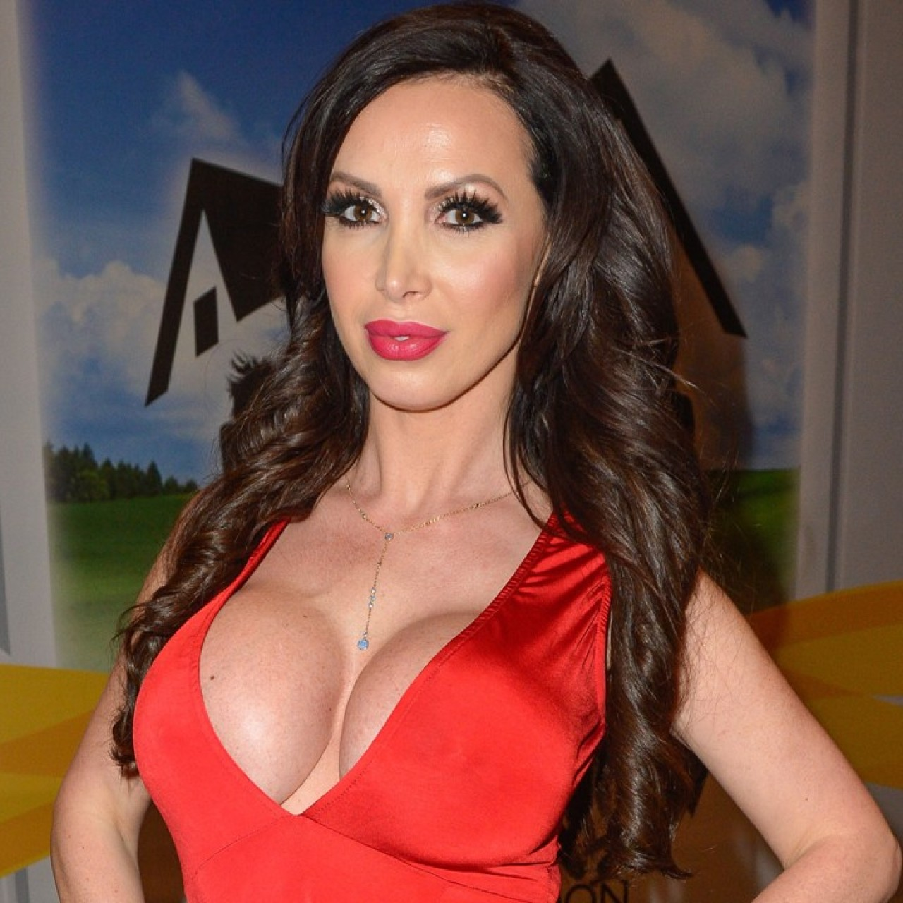 Porn star Nikki Benz sues website Brazzers after 'she was